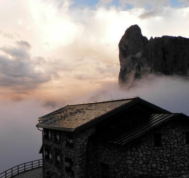 Rifugio Pradidali - Dolomites, Italy #hiking #mountains #refuge #viaferrata #italy