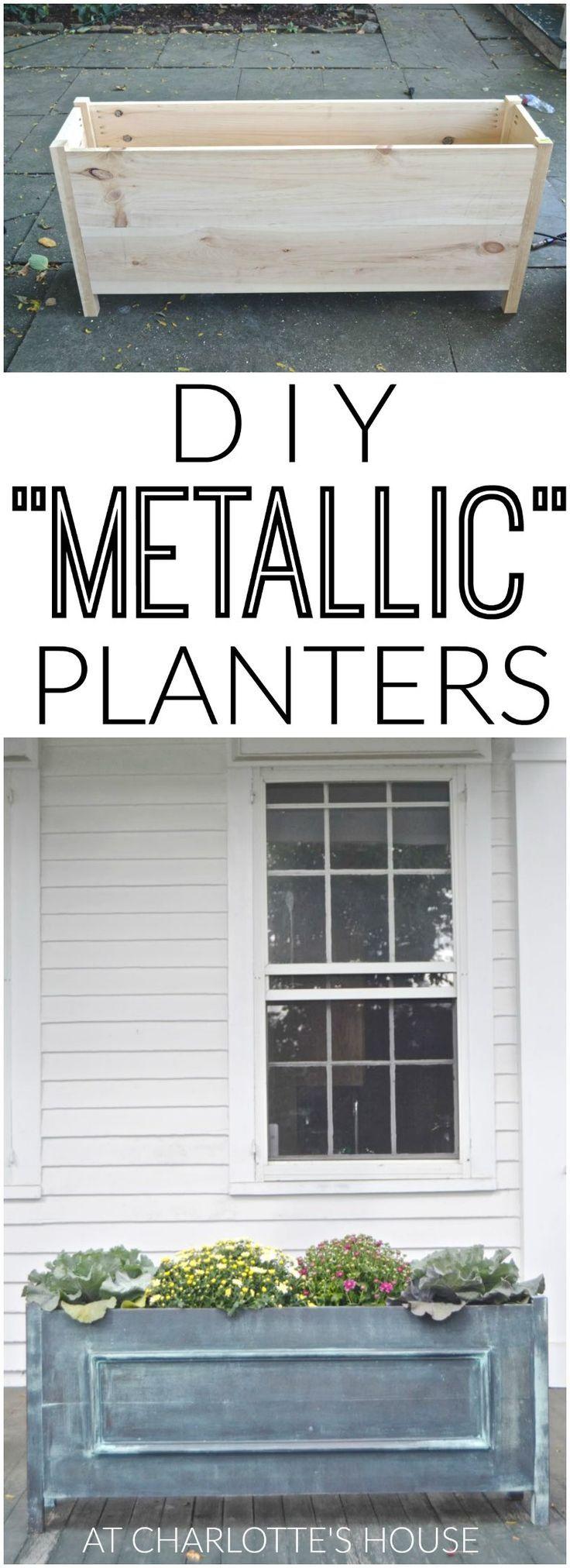 best 10+ metal planter boxes ideas on pinterest | corten steel