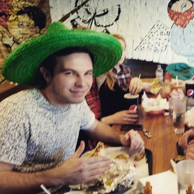 Burrito belly buster - food challenge - wall of shame - Zapatista burrito bar