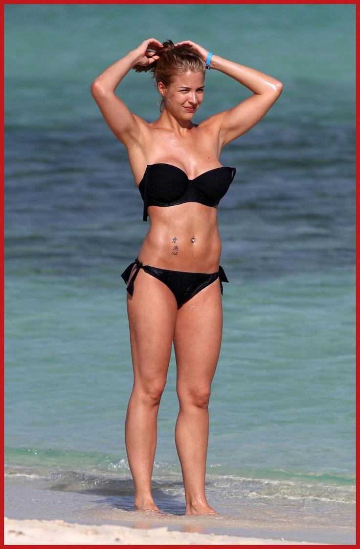 gemma arterton bikini
