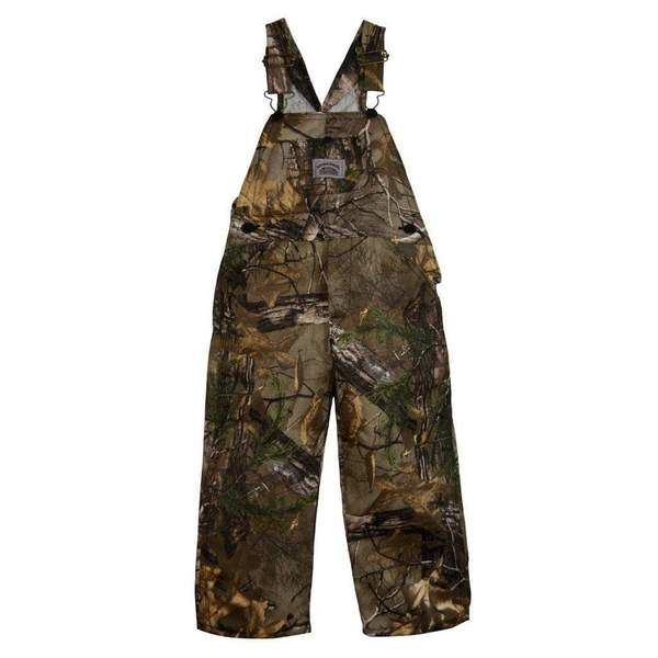 Round House Youth Realtree Bib Overall