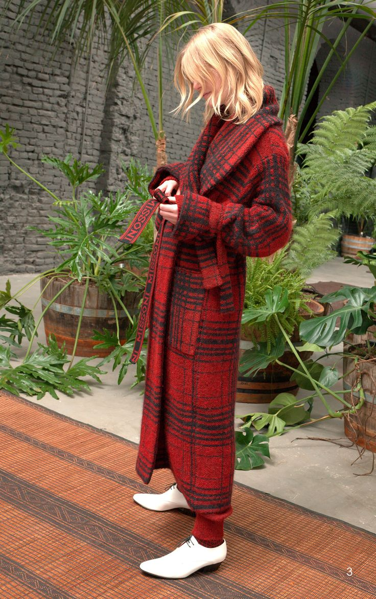Missoni Pre-Fall 2018 Collection Photos - Vogue