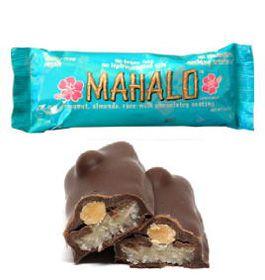 Go Max Mahalo Bar - Choc Coconut with Almonds