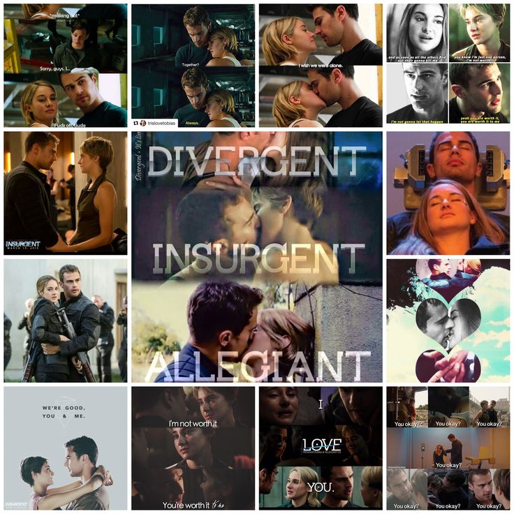 Fourtris collage! Love it!