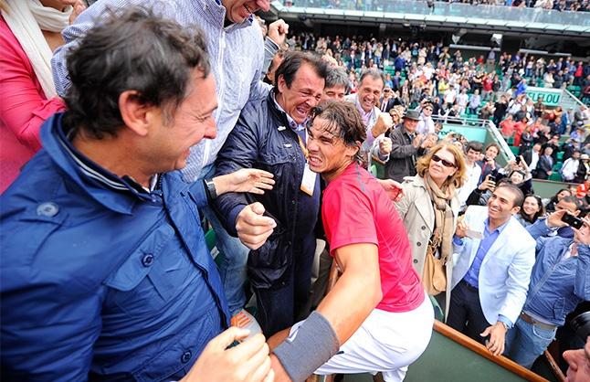 Roland Garros 2013. I can't wait!