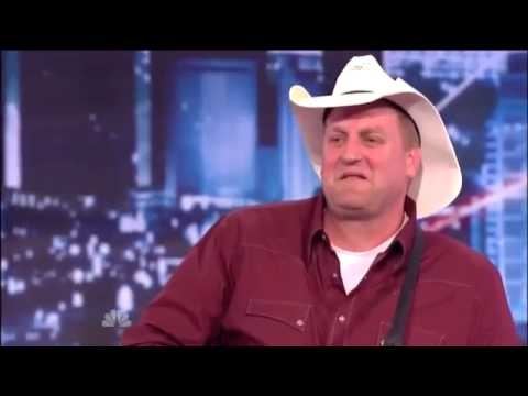 Marty Brown - age 47 - Americas Got Talent  2013 - San Antonio Auditions