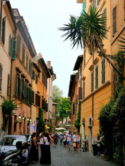 Trastevere Rome hidden gem