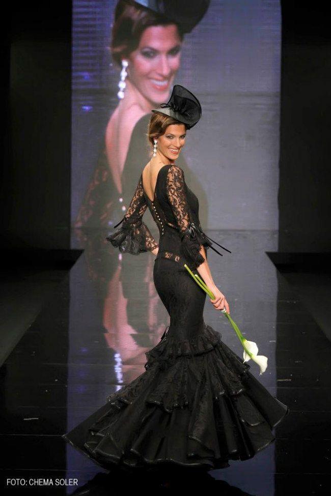 Arrancan los desfiles de SIMOF 2014 para presentar las nuevas colecciones de trajes de flamenca