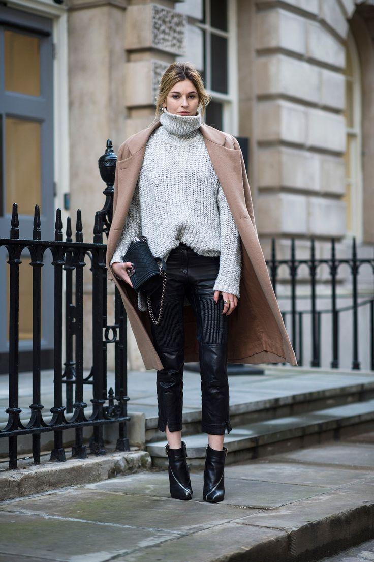 London Street Style #lfw