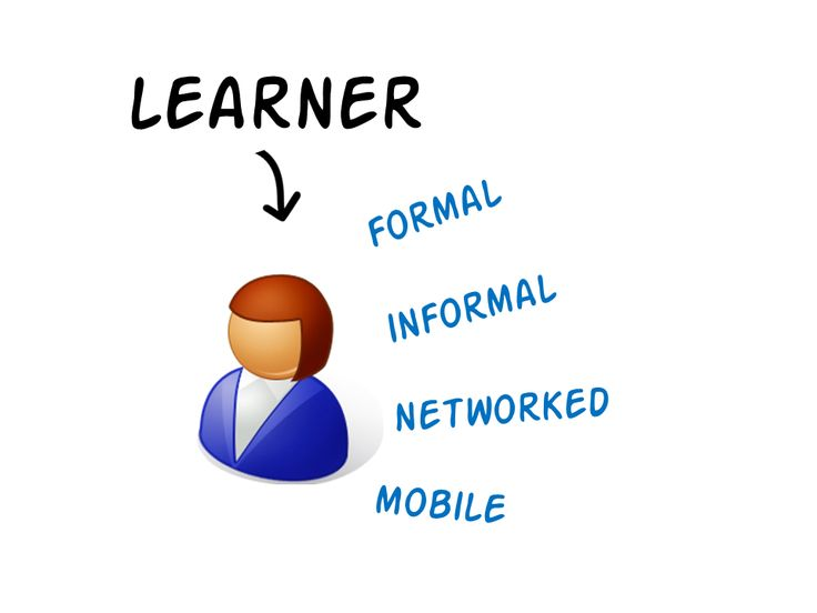 The learner today is not as dependent on what we have to share. They have options. How can we contribute to the options they have?