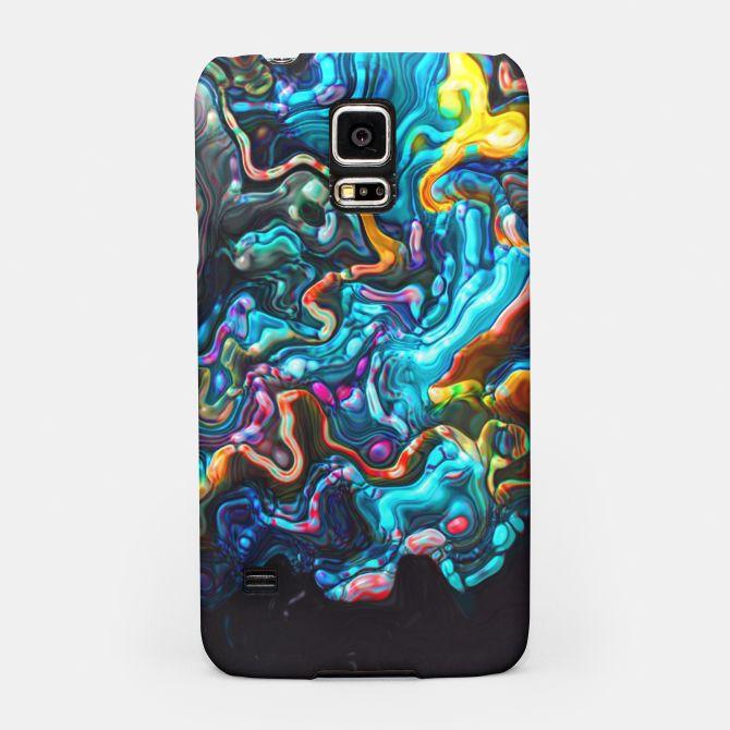 ACID BLEU Samsung Case, Live Heroes