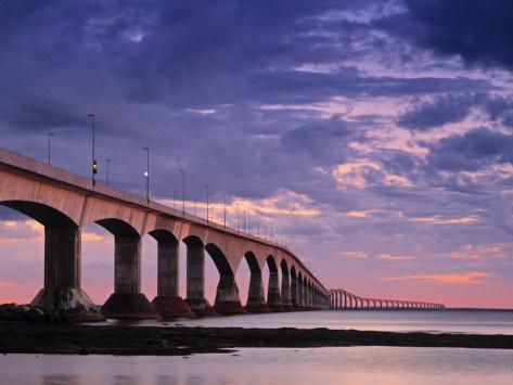 Confederation Bridge, PEI ....crossed this many times!