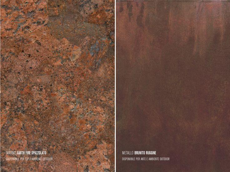 steel & marble 1.2 #kitchen #xera #understate #steel #marble