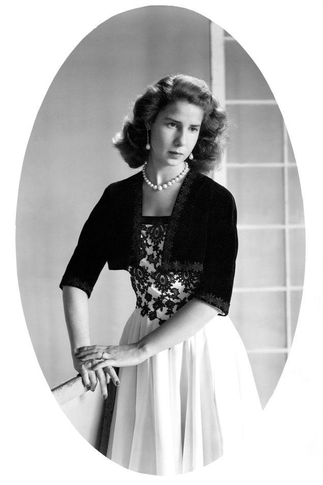 Cecil Beaton: La Duquesa de Alba en Balenciaga, Vogue, Enero 1941