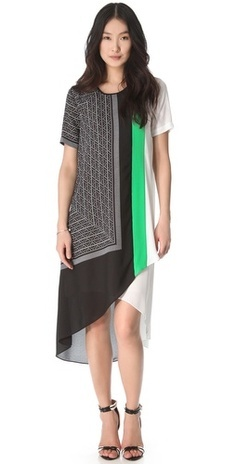 BCBGMAXAZRIA Adeleine Dress