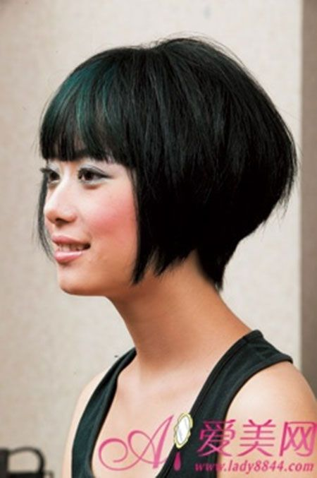 chinese hair cut style 25 best ideas about bob hairstyles on 2740 | f8ad6a1d8eee90fa4b59914388df94c0