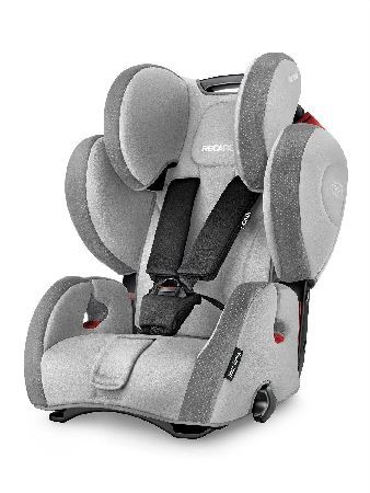 Recaro - Young Sport Hero Car Seat - Shadow Discover the new RECARO Young Sport HERO. Our best-selling seat has been reinvented