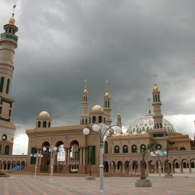 Masjid Islamic center Samarinda  Indonesia