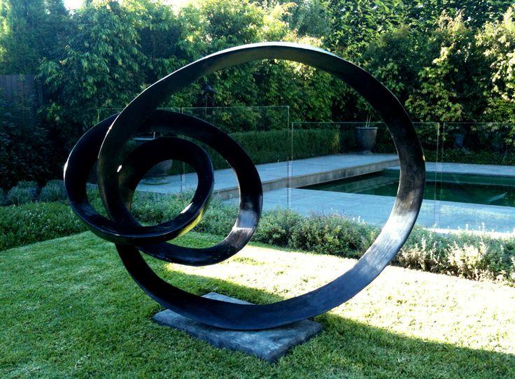 Sculptura -Unique Impressions Bronze Garden Sculpture