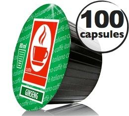 Capsules Dolce Gusto® compatibles Ginseng  x100