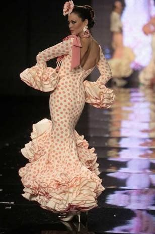 Vicky Martín Berrocal, Flamenco fashion