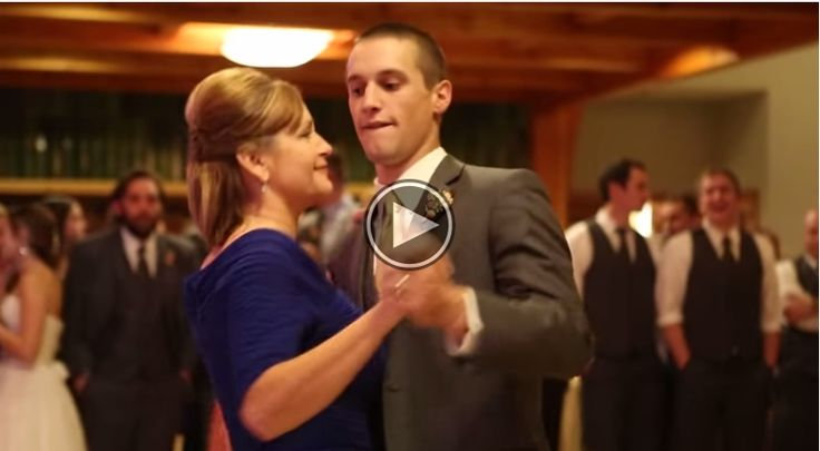 This Groom And His Mom Shock The Ceremony. You Gotta Watch This!