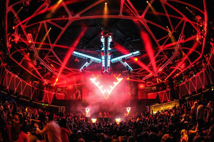 The 15 best nightclubs in Vegas. Period.