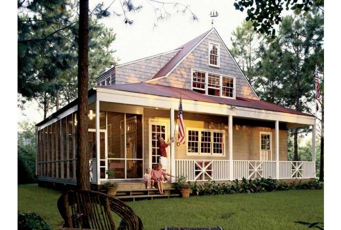 44 best house plans images on pinterest home plans Farm cottage house plans