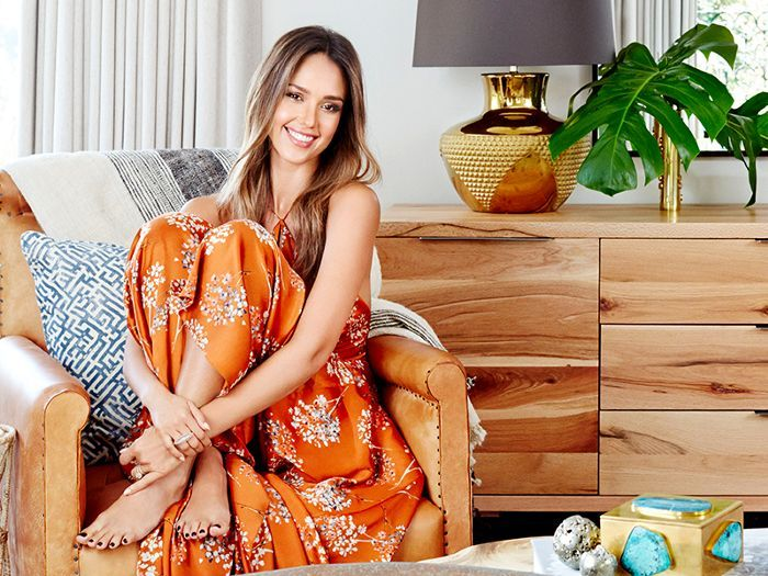 Jessica Alba, who is pregnant with her third child, opens up about returning to work and juggling it all.