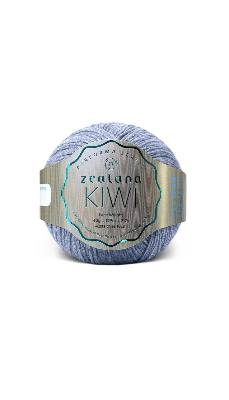 Zealana Kiwi Lace 16 Storm Blue