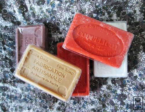 french soap bars - luk•a•'s blog