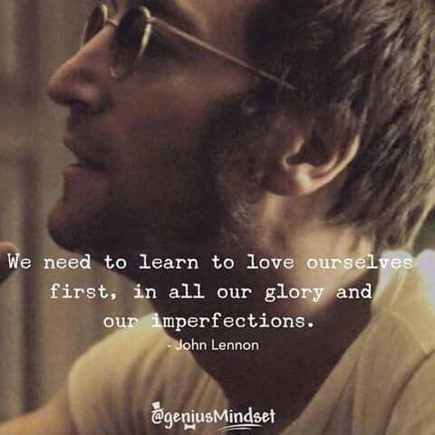 -John Lennon                                                       …