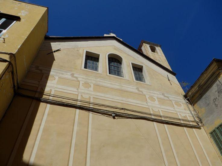 Riva Ligure (IM) - Oratorio di San Giovanni Battista