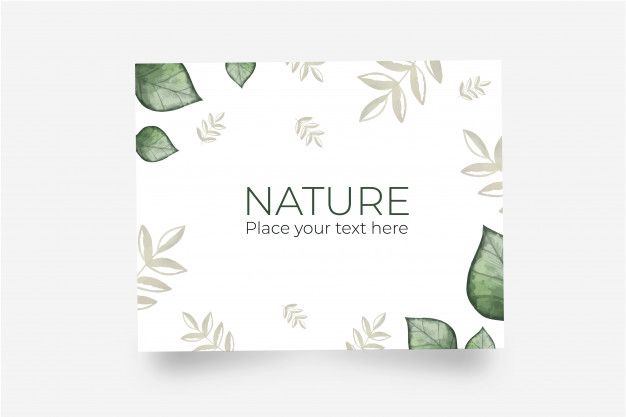 Download Beautiful Greeting Card Made With Natural Leaves For Free In 2020 Floral Wedding Invitation Card Wedding Invitation Card Template Beautiful Greeting Cards