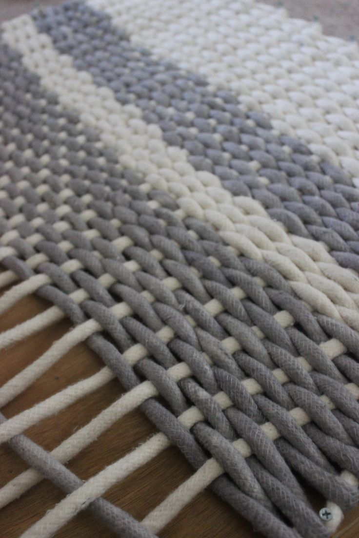 25 Best Images About Homemade Rugs On Pinterest