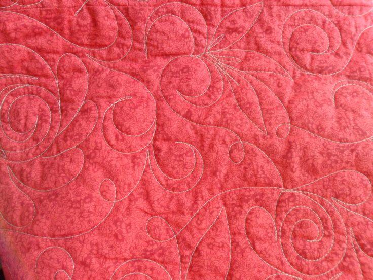 Detalhe da toalha