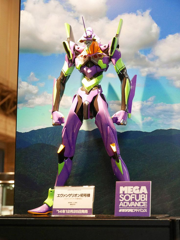 [REPORT] Wonder Festival 2014 Summer: EVANGELION. Photoreport No.12 Wallpaper Size Images http://www.gunjap.net/site/?p=193453