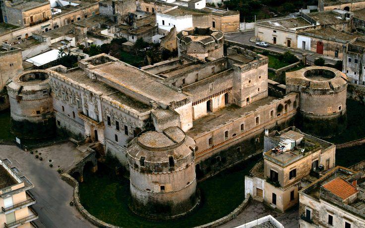 Corigliano d'Otranto (Apulia, Italy)