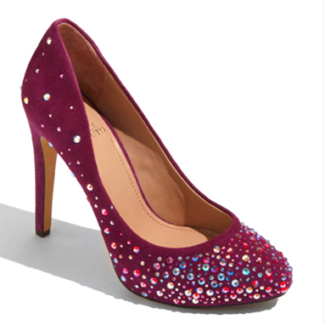 pretty, sparkly shoes ~