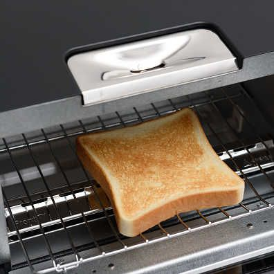 If there is but one small(ish), food-heating kitchen appliance you allow on your countertops, let it be the toaster oven.