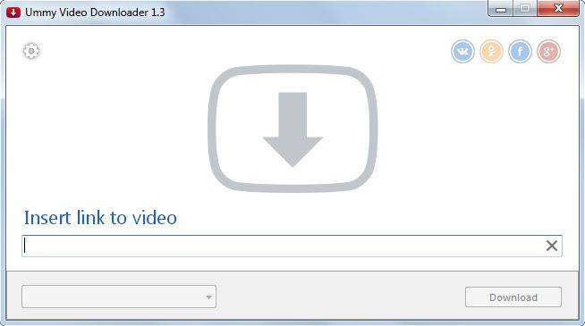 Шаг 1: Скачать бесплатную программу для скачивания видео