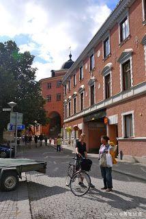 善生出走: 歐洲出走116天 (day15):烏普薩拉(II)。慢步的速度 Europe Backpack 116 days (day15) : a slow walk in Uppsala