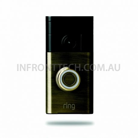 Buy Online the Ring Doorbell Video Intercom - Australian Stock with Warranty shipping from Sydney to all Parts of Australia