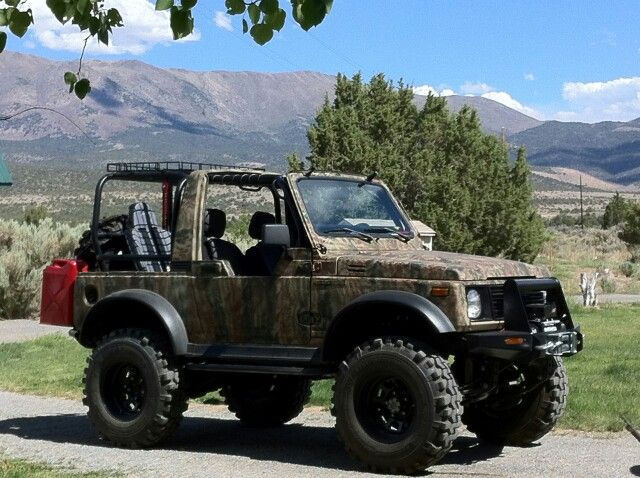 15 best suzuki 4x4 images on pinterest off road offroad. Black Bedroom Furniture Sets. Home Design Ideas