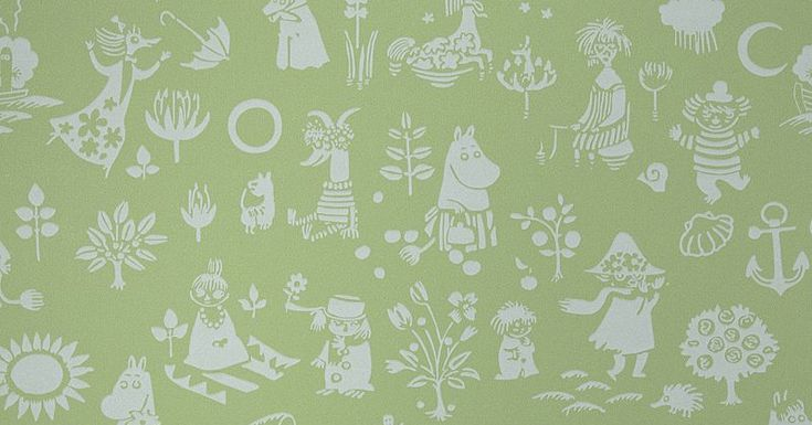 Sandudd, the leading wallpaper manufacturer in Finland, has now a new wonderful Moomin wallpaper collection. The wide selection of Moomin...