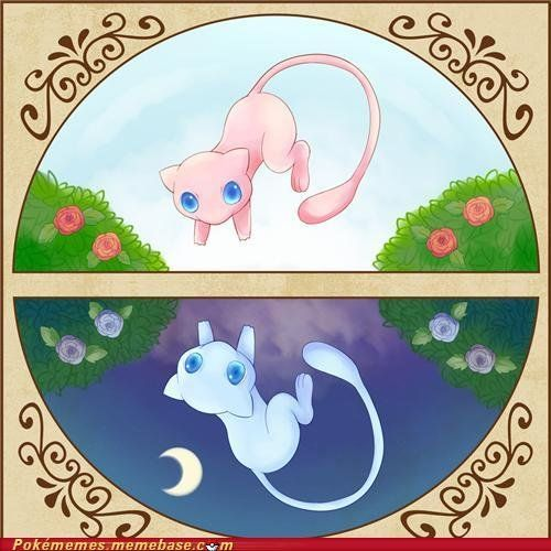 Mythologie Pokemon