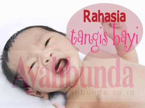 Penelitian menemukan 5 perbedaan tangis bayi yang disuarakan oleh bayi di seluruh dunia. Bayi punya bahasa universal dan mengandung arti yang sama. Lima tangiasan ini kedengarannya sama, tetapi bila didengarkan dengan sangat teliti, Anda bisa membedakannya. Klik link di atas untuk informasi lengkapnya