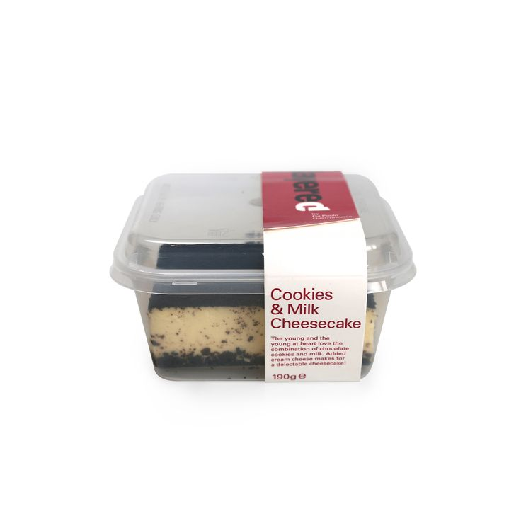 Da Paolo Cookies Cheesecake | RedMart