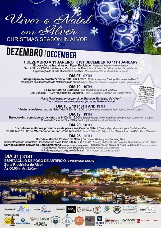 Hi Guys, As you know in Alvor parties are non stop and even during wintertime and New Years Eve fun in Algarve is 24/7! Parties in all bars, discos, parties at the beach, fireworks... - Prices from €14 per person/per night - Ria Hostel Alvor Plus 10% discount if you make your reservation with Ria Hostel Alvor directly or by phone. With these prices you ran out of excuses to be spending New Year's Eve at home!