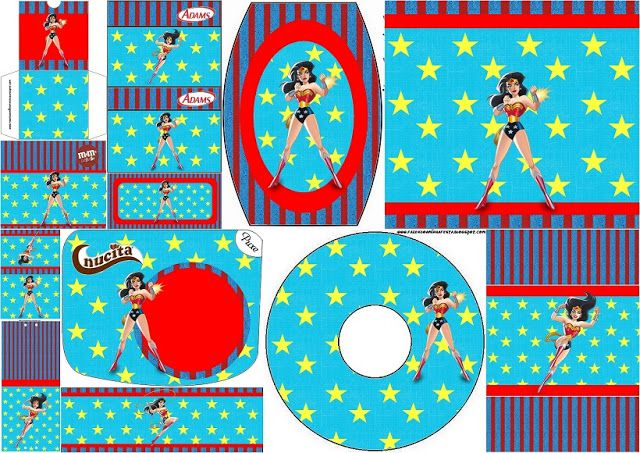 79 best Wonder Woman birthday ideas images on Pinterest Wonder
